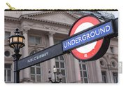 London Underground 1 Carry-all Pouch