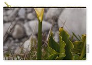 Lone Calla Lily Carry-all Pouch