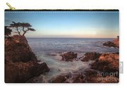 Lone Cyprus Pebble Beach Carry-all Pouch
