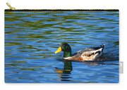 Lone Duck Carry-all Pouch