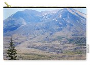 Lone Evergreen - Mount St. Helens 2012 Carry-all Pouch