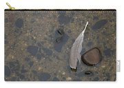 Lone Feather Carry-all Pouch