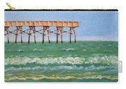 Lone Gull A-piers Carry-all Pouch