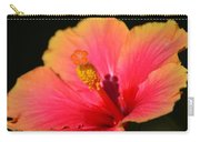 Lone Hibiscus Carry-all Pouch