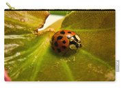 Lone Lady Bird Beetle Carry-all Pouch