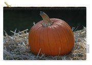 Lone Pumpkin Carry-all Pouch