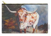 Lone Star Longhorn Carry-all Pouch