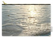 Lone Star On Lovers Key Beach Carry-all Pouch by Olivia Novak