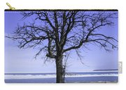 Lone Tree At Fort Gratiot Light House  Carry-all Pouch