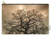 Lone Tree Carry-all Pouch by Amanda Elwell