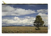 Lone Tree In The Grand Teton National Park Carry-all Pouch