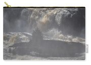 Lone Tree In The Mist Carry-all Pouch