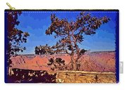 Lone Tree South Rim Poster Carry-all Pouch
