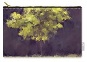 Lone Tree Willamette Valley Oregon Carry-all Pouch by Carol Leigh
