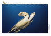 Lone Turtle Carry-all Pouch