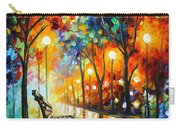 Loneliness Of Autumn Carry-all Pouch
