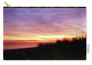 Lonely Beach At Sunrise Norfolk Va Carry-all Pouch