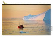 Lonely Boat - Greenland Carry-all Pouch