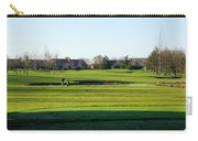 Lonely Golfer Carry-all Pouch