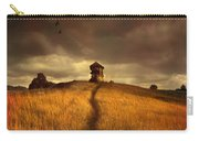 Lonely House On The Hill Carry-all Pouch