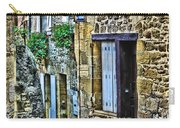Lonely Lane In Sarlat France Carry-all Pouch