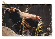 Lonesome Bull Carry-all Pouch