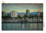 Long Beach Cityscape   Carry-all Pouch