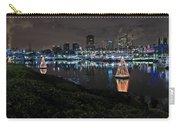 Long Beach Lights Carry-all Pouch
