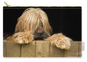 Long-haired Dog Carry-all Pouch