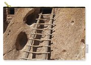 Long House Front Door Bandelier National Monument Carry-all Pouch