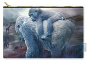 Silverback Gorilla - Long Journey Home Carry-all Pouch