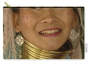 Long Necked Woman Thailand 5 Carry-all Pouch