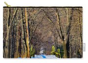 Long Path Ahead Carry-all Pouch