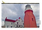 Long Point Lighthouse In Twillingate-nl Carry-all Pouch