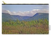 Long Range Mountains In Western Nl Carry-all Pouch