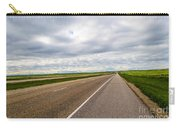 Road To The Sky In Saskatchewan. Carry-all Pouch