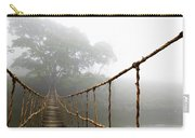Long Rope Bridge Carry-all Pouch by Skip Nall