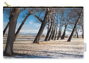 Long Shadows Carry-all Pouch