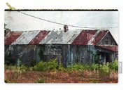 Long Since Abandoned - Back To Nature Carry-all Pouch