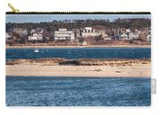 long view of Brant point lighthouse Carry-all Pouch