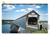 Longest Covered Bridge Carry-all Pouch