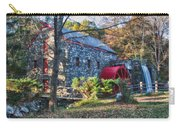 Longfellow's Wayside Inn Grist Mill In Autumn Carry-all Pouch