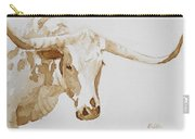 Longhorn Carry-all Pouch