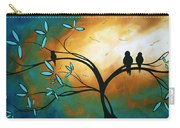 Longing By Madart Carry-all Pouch