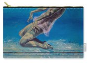 Longing From The Depths Carry-all Pouch by Dorina  Costras