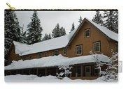 Longmire Inn   Winter 2013 Carry-all Pouch