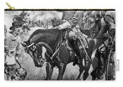 Longstreet At Gettysburg Carry-all Pouch