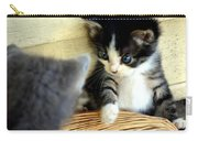 Look Deep Into My Eyes Carry-all Pouch