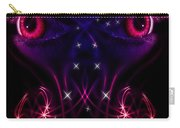 Look Into My Eyes Carry-all Pouch by Nathan Wright