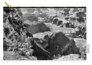 Looking Down On Grand Canyon Carry-all Pouch